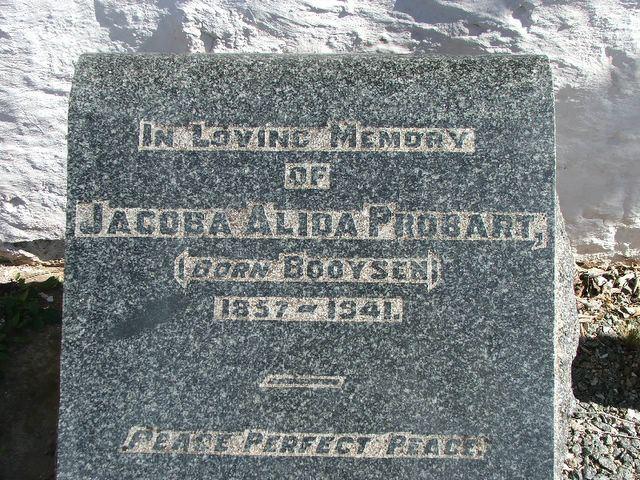 Jacoba Probart