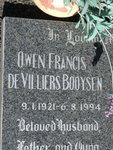 Owen Booysen