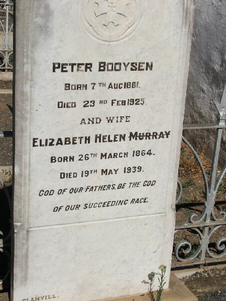Peter and Elizabeth Booysen