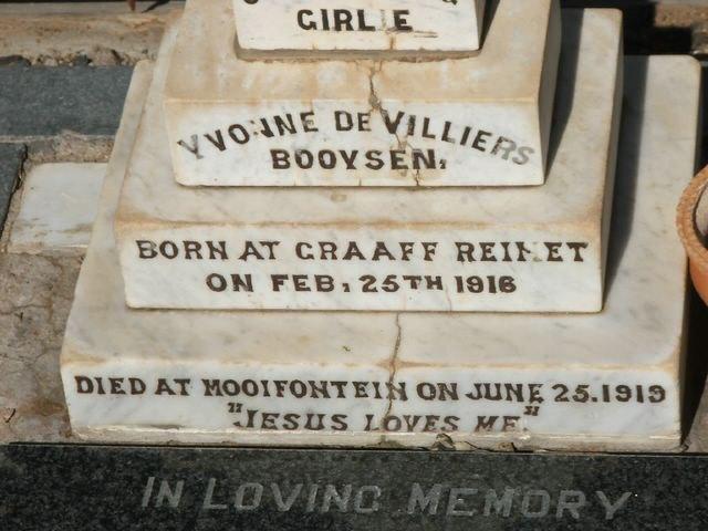 Yvonne Booysen