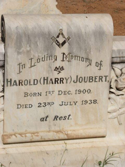 Harry Joubert