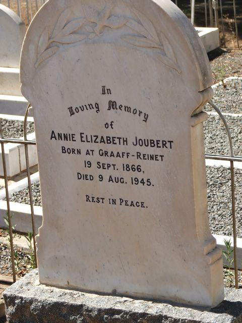 Annie Joubert