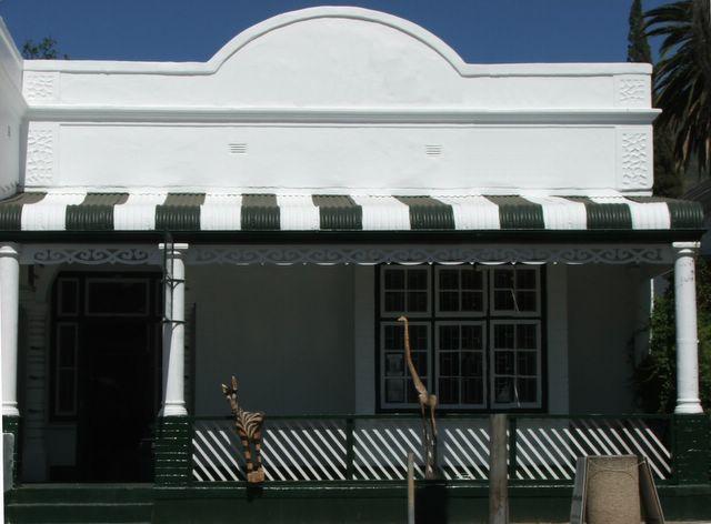 Church Street, Graaff-Reinet, Cape
